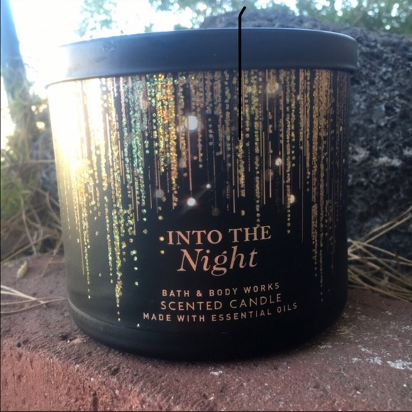 Into the Night Candle Bath Body Works